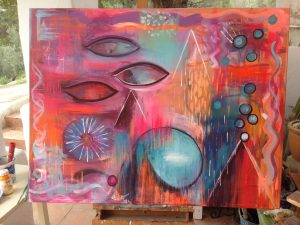 Intuitive Process Painting