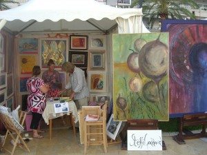 International Marbella Art Fair, Spain
