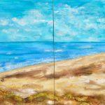 Seascape Diptych