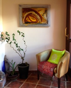 After Howard (Hodgkin) - Villa in Marbella, Spain