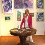 Art Exhibition, Alcala la Real, Spain