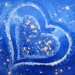 Heart Art LoveHug Cosmic Sprinkles