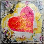 LoveHug Me ! Heart Art