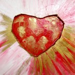 Lush LoveHug Heart Art