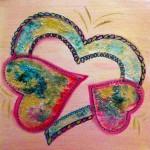 Heart Art Party Time LoveHug