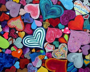 British Heart Foundation LoveHug - Community Project