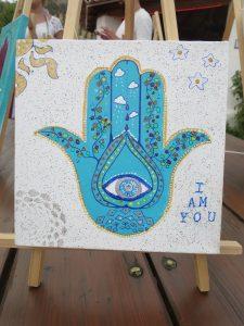 Hamsa Art