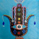 This is Hamsa Art