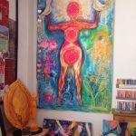 This is Goddess Art = Aphrodite