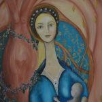 This is Pistis Sophia - Goddess of Wisdom
