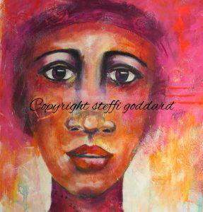 Female Contemporary Faces - I AM LOVE