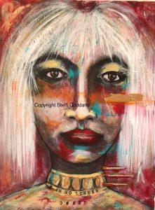 Female Contemporary Portrait