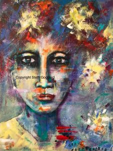 Female Contemporary Masterpiece