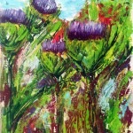 Spanish Landscapes Artichokes