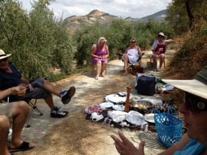 Art Holiday Spain with Steffi Goddard
