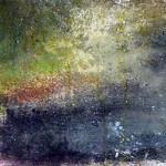 Spanish Landscape Painting Rainy Day