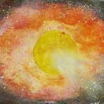 Spiritual Exploration by Artist Steffi Goddard