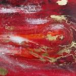Abstract Painting Mixed Media