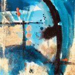 Underwater Love Series Abstract Artwork