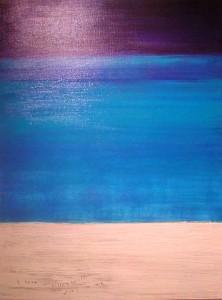 Semi Abstract Seascape