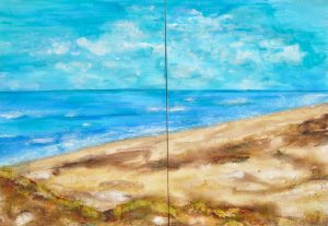 Seascape Diptych