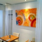 Spring Equinox, Art for The Ascot Grill, Restaurant, Ascot, UK