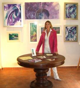 Art Exhibition, Alcala la Real, Spain