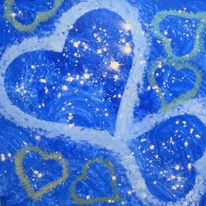 Heart Art LoveHug Cosmic Sprinkles 2