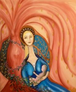 Pistis Sophia Angel Goddess of Wisdom