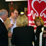 British Heart Foundation LoveHug auction