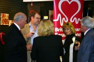 British Heart Foundation LoveHug auction