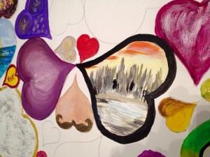 Hearts4Eve Heart Art Appeal