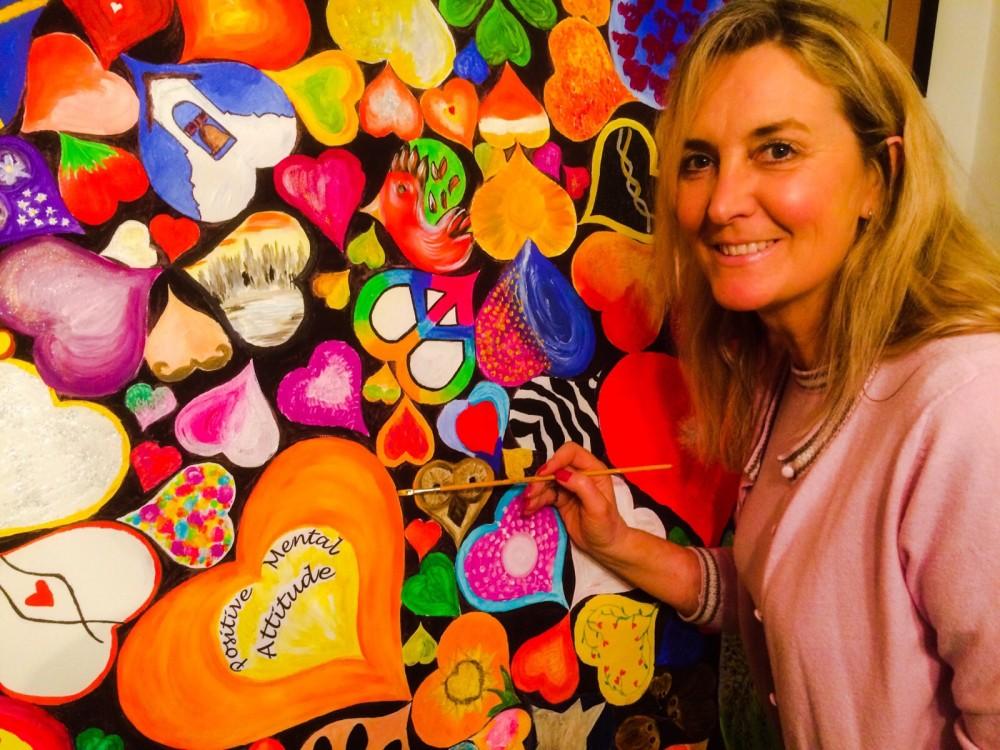 Hearts4Eve Heart Art LoveHug4