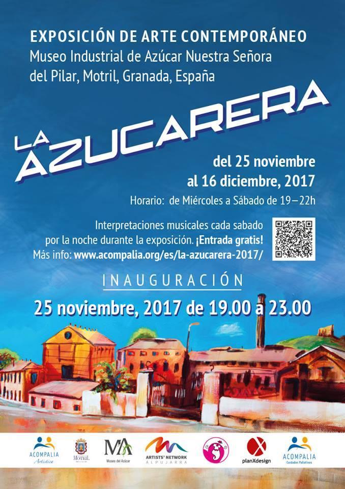 La Azucarera Exhibition, Motril, Spain