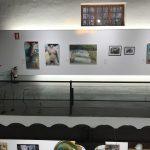 Upstairs at La Azucarera, Motril
