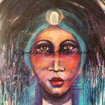 Contemporary Female Faces - I AM EMPATHY