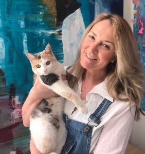 The Studio Cat - Lucy Lou